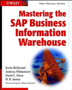Mastering the SAP Business Information Warehouse-cover