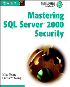 Mastering SQL Server 2000 Security-cover
