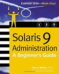 Solaris 9 Administration: A Beginner's Guide-cover