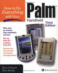 How to do Everything with Your Palm Handheld, 3/e-cover
