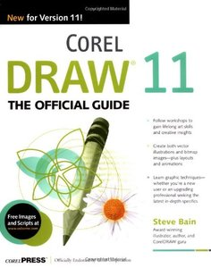 CorelDRAW 11: The Official Guide, 2/e-cover