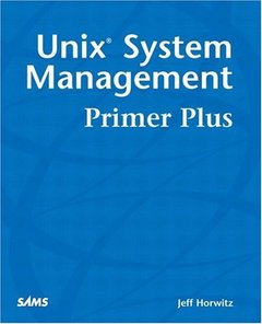 UNIX System Management Primer Plus (Paperback)-cover