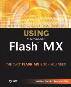 Special Edition Using Macromedia Flash MX-cover