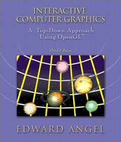 Interactive Computer Graphics: A Top-Down Approach Using OpenGL, 3/e(精裝)-cover