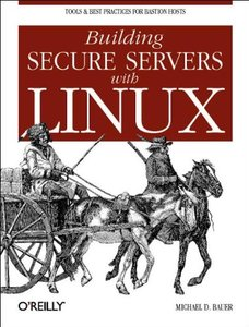 Building Secure Servers with Linux (Paperback)-cover