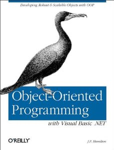 Object-Oriented Programming with Visual Basic .NET-cover