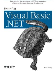 Learning Visual Basic .NET-cover