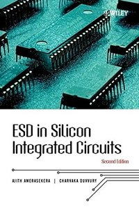 ESD in Silicon Integrated Circuits, 2/e-cover