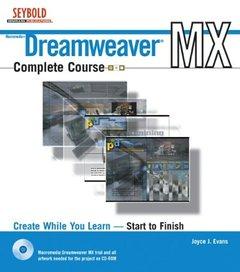 Dreamweaver MX Complete Course-cover