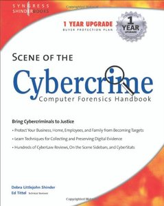 Scene of the Cybercrime: Computer Forensics Handbook-cover