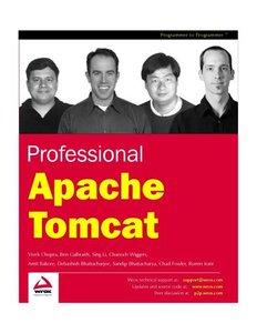 Professional Apache Tomcat-cover