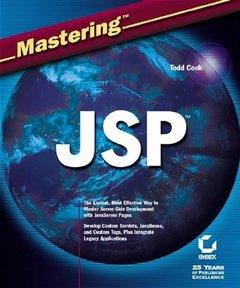 Mastering JSP-cover