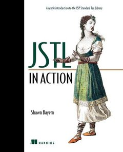 JSTL in Action-cover