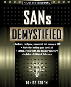 SANs Demystified-cover