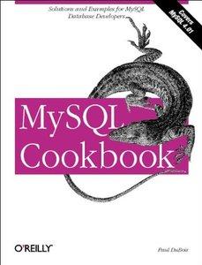 MySQL Cookbook-cover