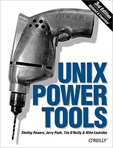 UNIX Power Tools, 3/e (Paperback)-cover