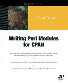 Writing Perl Modules for CPAN-cover