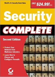 Security Complete, 2/e-cover
