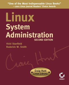 Linux System Administration, 2/e (Paperback)-cover
