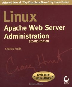 Linux Apache Web Server Administration, 2/e-cover