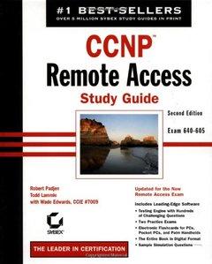CCNP: Remote Access Study Guide, 2/e-cover