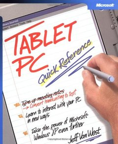 Tablet PC Quick Reference-cover