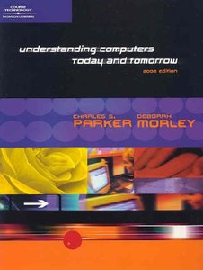 Understanding Computers: Today and Tomorrow 2002 Edition-cover