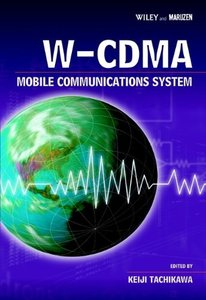 W-CDMA Mobile Communication Systems-cover