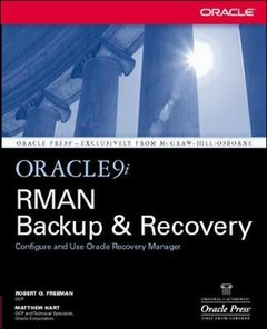 Oracle9i RMAN Backup & Recovery-cover