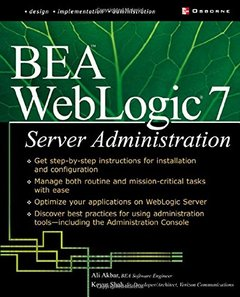 BEA WebLogic 7 Server Administration-cover