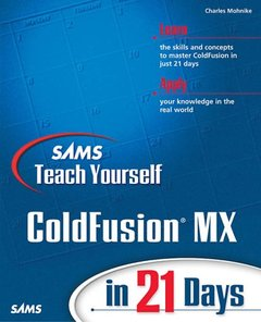 Sams Teach Yourself ColdFusion MX in 21 Days, 3/e-cover