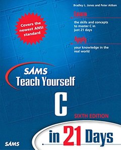 Sams Teach Yourself C in 21 Days, 6/e-cover