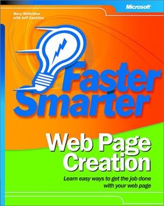 Faster Smarter Web Page Creation-cover