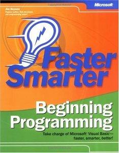 Faster Smarter Beginning Programming-cover