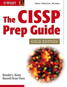 The CISSP Prep Guide: Gold Edition-cover
