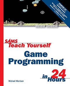 Sams Teach Yourself Game Programming in 24 Hours-cover