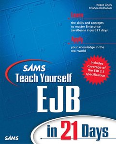 Sams Teach Yourself EJB in 21 Days-cover