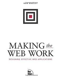 Making the Web Work : Designing Effective Web Applications-cover