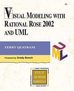 Visual Modeling with Rational Rose 2002 and UML, 3/e (Paperback)-cover