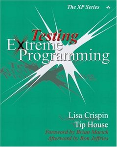 Testing Extreme Programming (Paperback)-cover