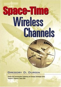 Space-Time Wireless Channels-cover