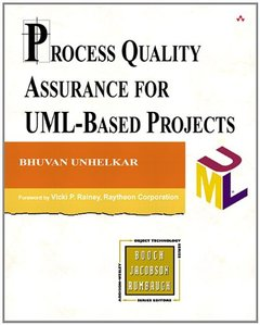 Process Quality Assurance for UML-Based Projects (Paperback)-cover