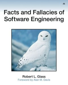 Facts and Fallacies of Software Engineering (Paperback)-cover