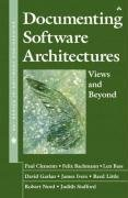 Documenting Software Architectures: Views and Beyond-cover