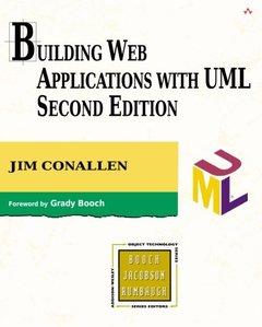 Building Web Applications with UML, 2/e-cover