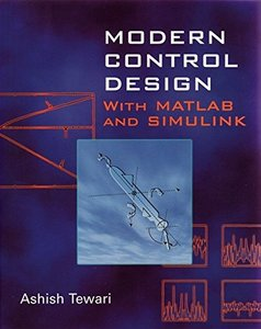 Modern Control Design With MATLAB and SIMULINK (Paperback)-cover