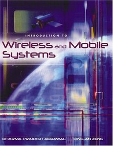 Introduction to Wireless and Mobile Systems-cover