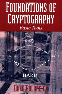 Foundations of Cryptography: Basic Tools (Hardcover)-cover