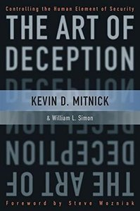 The Art of Deception: Controlling the Human Element of Security-cover