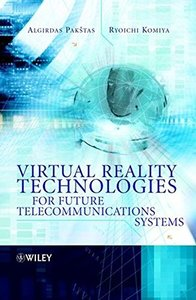 Virtual Reality Technologies for Future Telecommunications Systems-cover